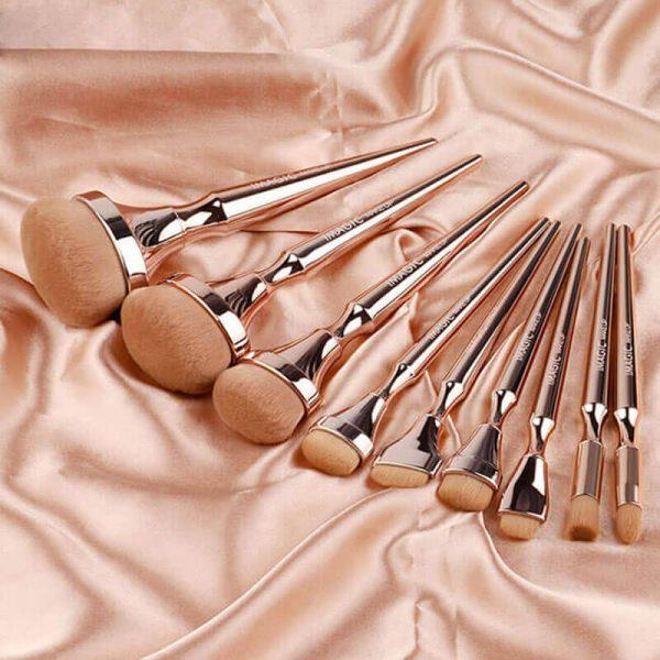 9pcs Makeup Tools