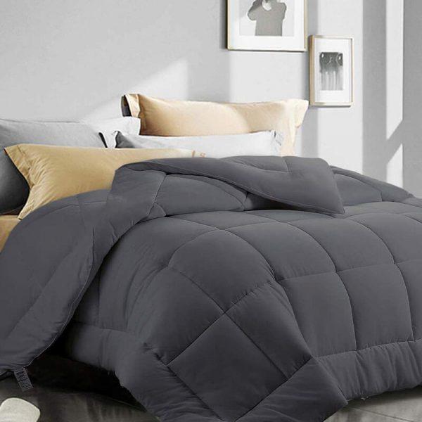 King Queen Size Bed comforter