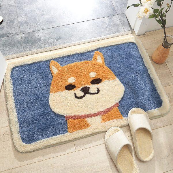 Anti-Slip Cartoon Funny Doormat