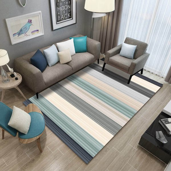 geometric area rugs